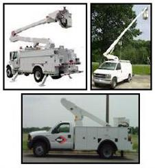 Aerial Lift Bucket Truck Training